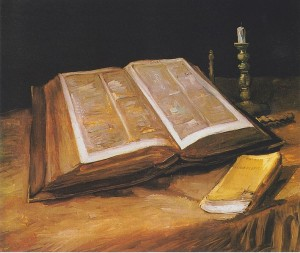 ccm Still Life with Bible by Van Gogh