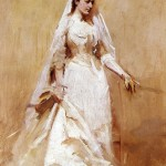cc mom-A_Bride_c_1895_AH_Thayer